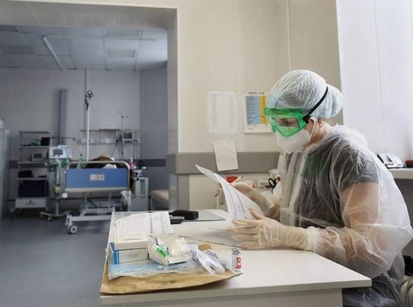В России выявили минимум заболевших впервые за пять месяцев