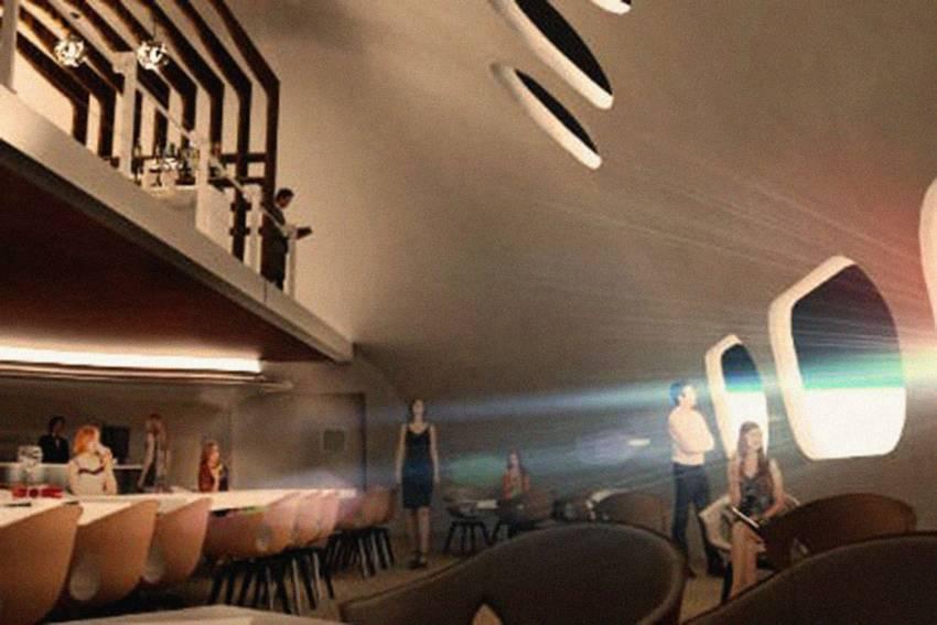 В 2027 году откроется первый в истории отель за пределами Земли